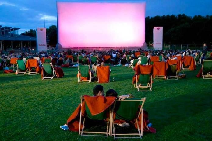 """MERCOLEDI' 12 Giugno, nell'ambito della rassegna """"CINEMA itinerante 2019"""" … CINEMA all'aria aperta nel parco del quartiere!"""