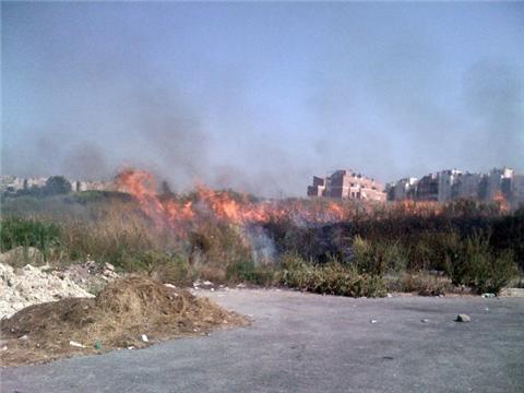 Anche quest'anno la cerimonia dell'incendio della vallata di CASAL BRUNORI !