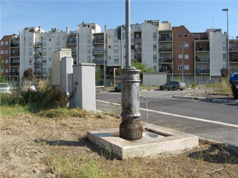 La fontanella in via Armando Brasini … un sentito GRAZIE al Municipio e ad ACEA S.p.A. !