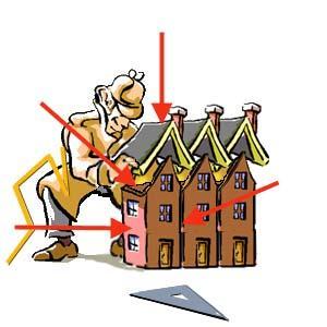 Pretendiamo il rilascio del NULLA OSTA di agibilità degli edifici dove noi tutti viviamo ormai da anni !