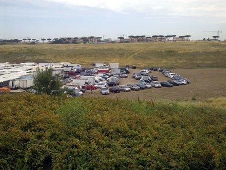Ecco la soluzione per risolvere il problema del parcheggio durante le giornate di mercato !