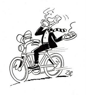 In bicicletta nei nostri quartieri … con un'ottica FONDAMENTALE: lo sviluppo della ciclabilità quale moderno mezzo di trasporto metropolitano