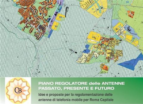 Piano Regolatore delle Antenne: Mercoledì 15 ottobre discuteremo sul presente e sul FUTURO degli impianti di telefonia mobile nel Comune di Roma