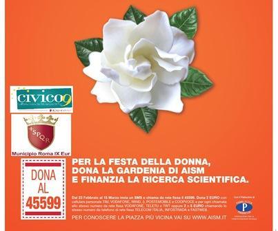 Il nostro Comitato …. con Aism (Associazione Italiana Sclerosi Multipla)