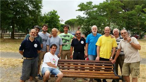 COM'E' ANDATA …. Restauriamo le PANCHINE del Parco Campagna di Spinaceto !