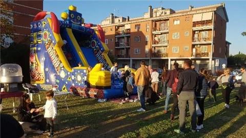"""COME E' ANDATA? DOMENICA 11 Novembre QUINTA edizione della """"FESTA DELLA CASTAGNA"""" al parco di Casal Brunori"""